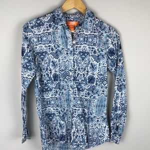 Joe Fresh Sz XS LS Button up shirt